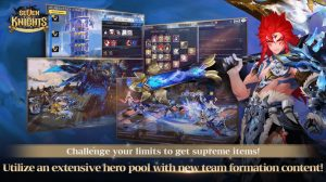 Seven Knights Mod Apk (Unlimited Ruby/Extreme Mode) Full Version 4