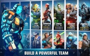 Hero Hunters Apk (MOD, Unlimited Money/Gold) Free For Android 2