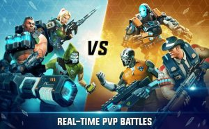 Hero Hunters Apk (MOD, Unlimited Money/Gold) Free For Android 1