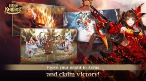 Seven Knights Mod Apk (Unlimited Ruby/Extreme Mode) Full Version 3