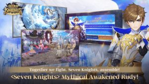 Seven Knights Mod Apk (Unlimited Ruby/Extreme Mode) Full Version 2