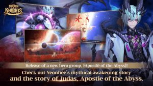 Seven Knights Mod Apk (Unlimited Ruby/Extreme Mode) Full Version 1